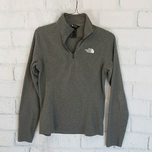 North Face thermal top, nearly new